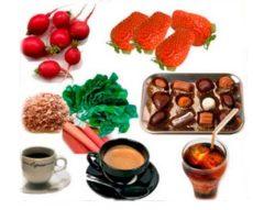 Bol oksalatlı yemekler iyi gelir